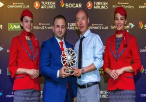 WORLD GOLF CUP 2019 ŞAMPİYONU
