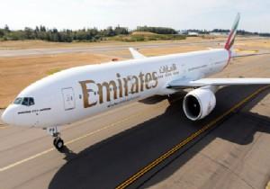 EMIRATES'TEN 777-300ER İLE EN UZUN ROTA