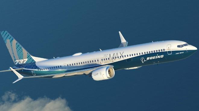 737 MAX GÖKYÜZÜYLE BULUŞUYOR