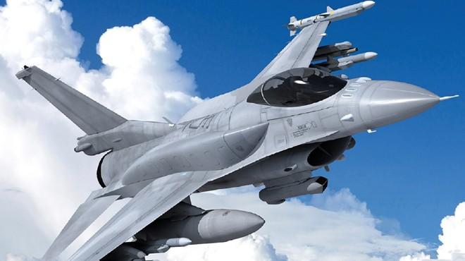 ABD'DEN F-16 TEKLİFİ