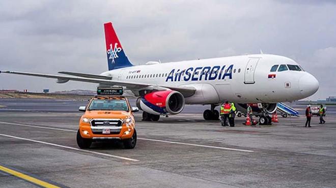 AIR SERBIA'DAN FIRSAT BİLETLERİ