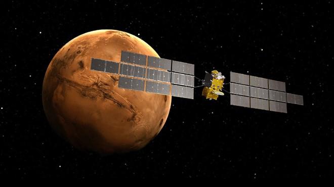 AIRBUS MARS'TAN ÖRNEK GETİRECEK