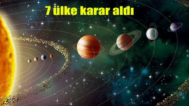 ARTEMİS ANLAŞMASI İMZALANACAK