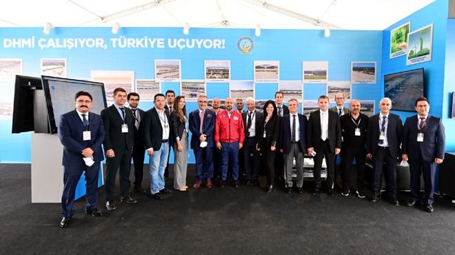 DHMİ TEKNOFEST'TE