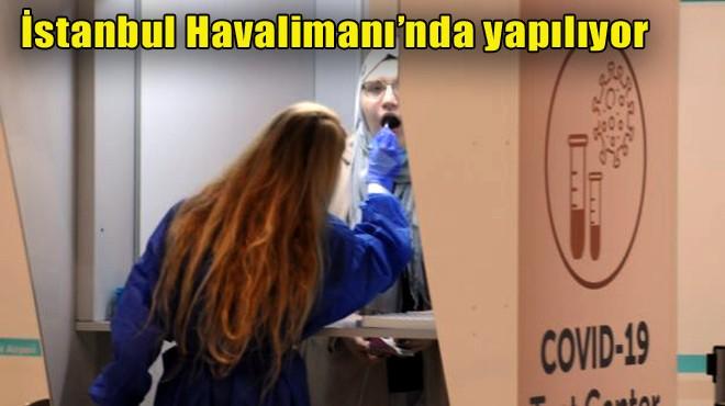 EN HIZLI COVİD-19 TESTİ