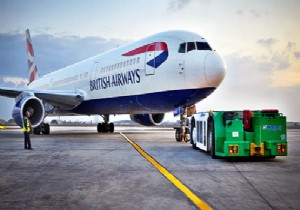 BRITISH AIRWAYS DE GREV İPTALLERİ
