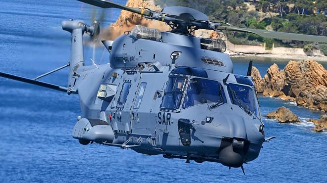 İSPANYA NH90 HELİKOPTER ALIYOR