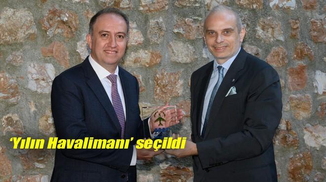 İSTANBUL HAVALİMANI'NA ÖDÜL