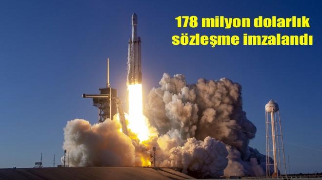 NASA SPACEX'İ SEÇTİ