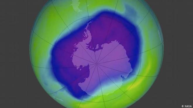 OZON DELİĞİ ÇOK BÜYÜDÜ