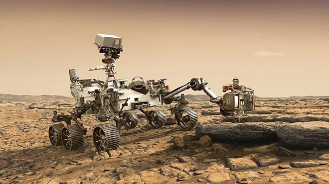 PERSEVERANCE MARS'A YAKLAŞTI