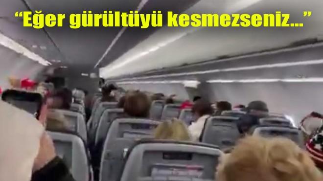 PİLOT TRUMP FANATİKLERİNİ UYARDI