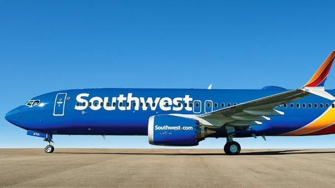 SOUTHWEST'TEN 737 MAX SİPARİŞİ