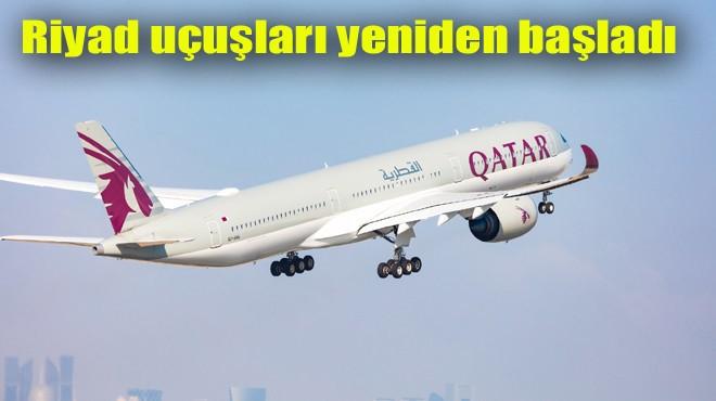 SUUDİ ARABİSTAN'A UÇUYOR