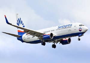 SUNEXPRESS ST. PETERSBURG A UÇUYOR