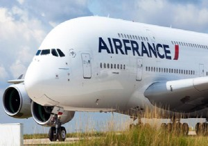 AIR FRANCE A380'E VEDA EDİYOR