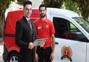 EMIRATES'İN YENİ HOME CHECK-İN SERVİSİ