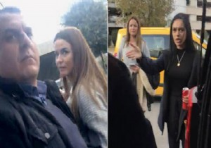 Havalimanında Uber çağıran yolculara ve şoföre tehdit: Kadınlar olmasa senin ağzını burnunu kırardım