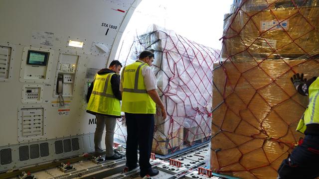Turkish Cargo Ilk Seferi Yapti